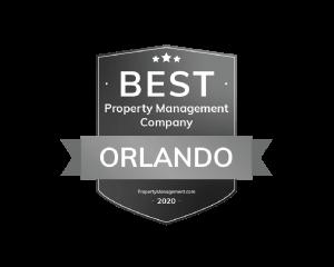 best property management company Orlando award 2020