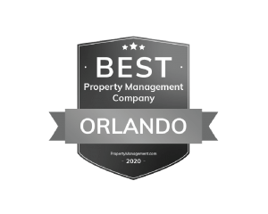 Best Property Management Company Orlando award 2020