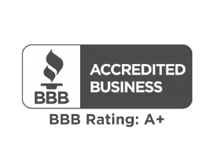 Better Business Bureau Accredited Business Rating: A+